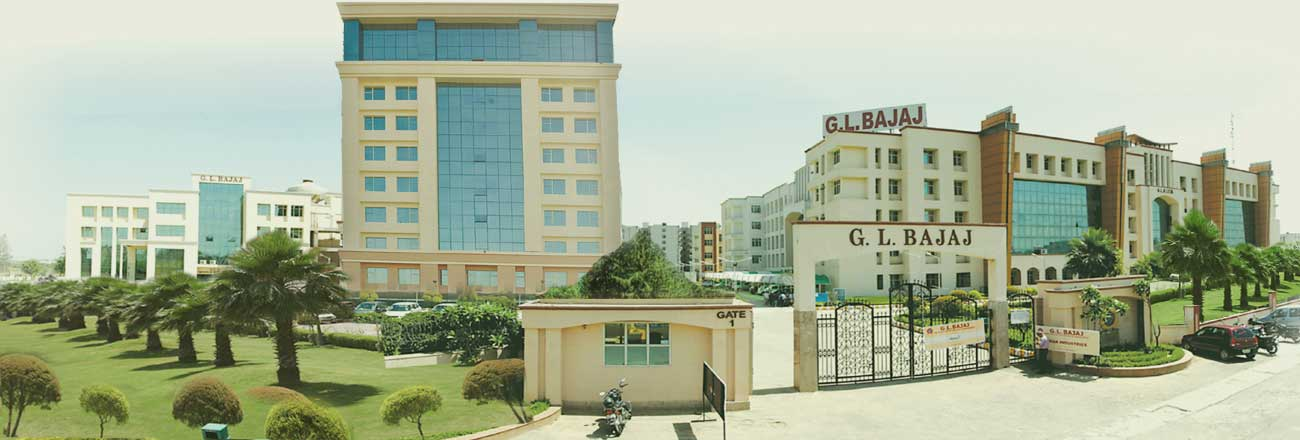 G. L. BAJAJ INSTITUTE OF TECH & MNGT  Engineering colleges